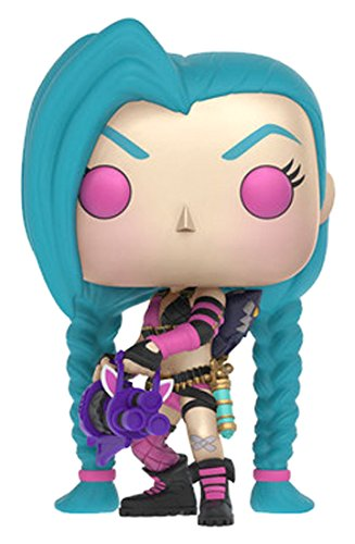 Funko 10305 Jinx League of Legends S1 Pop Vinyl, Multi, Standard