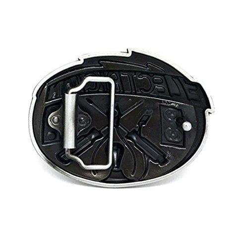 Product Image 5: MarryAcc Electrician Tools Belt Buckle Men's Gift, 90mm x 70mm