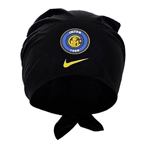 1 x Nike Inter Milan Unisex Bandana - [568694-010] - Zwart