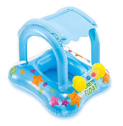 Intex Kiddie Float 32in x 26in ages 12 years