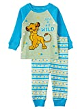 Disney Lion King Just A Bit Wild Baby Boys 2 Piece Sleepwear Pajama Set (18 Months)