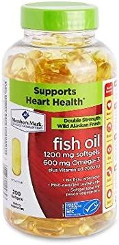 Member's Mark Enteric Double Strength Oil Softgels 6 1200mg Max 88% OFF Raleigh Mall Fish
