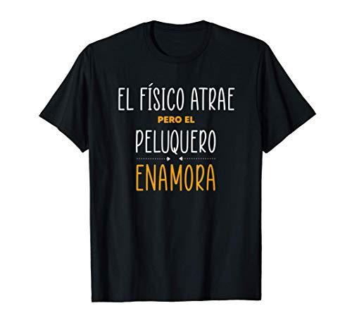 Regalos para PELUQUEROS - PERO EL PELUQUERO Enamora Camiseta