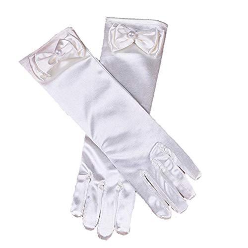 6 pairs kids costume gloves