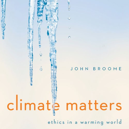 Climate Matters audiobook cover art