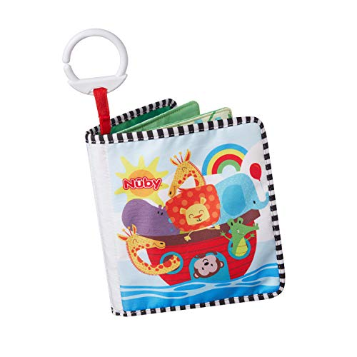 Nuby Baby Clip On Activity Book