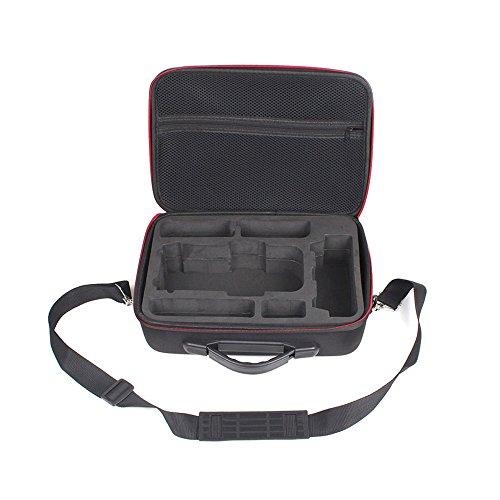 Mmtop pour DJI Mavic Pro RC Quadcopter, Hardshell épaule Sac Box Valise étanche
