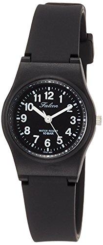 [シチズン Q&Q] 腕時計 アナログ 防水 ウレタンベルト VP47-854 レディース ブラック