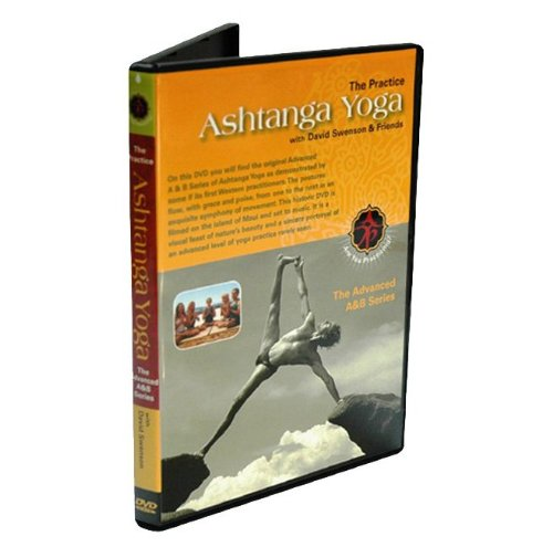 Ashtanga Yoga - The Practice DVD: The Advanced A & B Series
