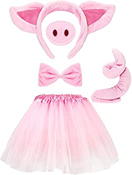 Best girl pig costumes Reviews