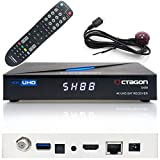 Octagon SX88 4K UHD S2+IP Receiver H.265 1GB RAM...
