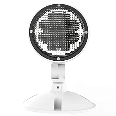 Compass CORS Hubbell Lighting LED Single Head Emergency Light