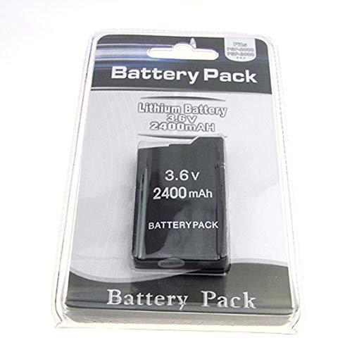 Preisvergleich Produktbild 3, 6 V 2400 mAh Akku für Sony PSP2000 PSP3000 PSP 2000 PSP 3000 Akku Gamepad für PlayStation Portable Controller