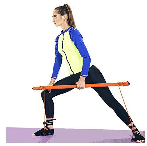 Draagbare sport- en fitnessapparatuur, oefentouw voor thuis afvallen, spanband