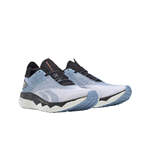 Reebok Women's FLOATRIDE Run PANTHEA White/FLUBLU/Black 10