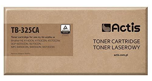 Actis TB-325CA - Tóner para Brother TN-325C