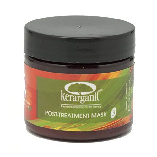 Kerarganic - Stap 3-60 ml - masker na behandeling met keratine