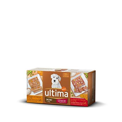 Ultima Comida Húmeda Sublime Perros Mini Senior 7