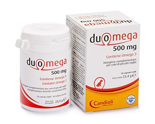 Candioli Duomega Chiens 30 gélules de 500 MG