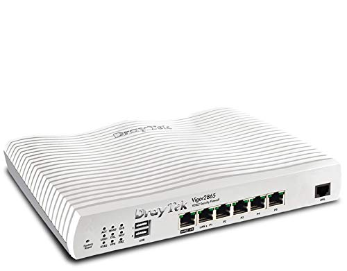 DrayTek Vigor 2865 Supervectoring Modem Security Firewall VPN Router Annex-A