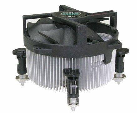 Cooler Master X Dream LGA775 CPU Cooler Aluminum Extrusion Fins with COPPER CORE Fan