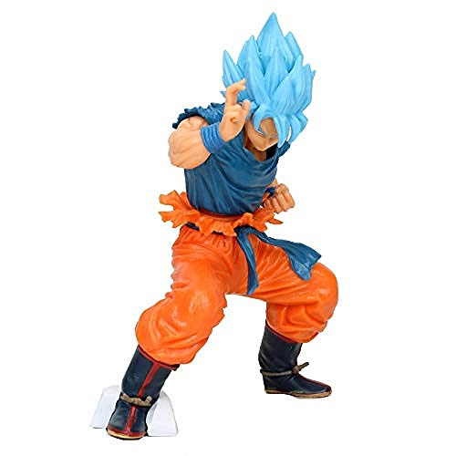 Dragon Ball Funko Pokemon Pop Dragon Ball Funko Pop Friends Dragon Ball Z The Super Warriors Super Saiyan 4 God SS Vegito Blue Hair Dragonball Goku Bulma Colección Figura Juguete