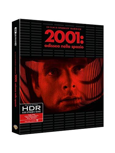 2001 Odissea Nello Spazio (Blu-Ray 4K Ultra Hd+2 Blu-Ray) [Italia] [Blu-ray]