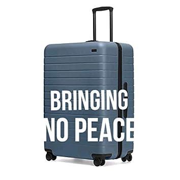 Bringing No Peace