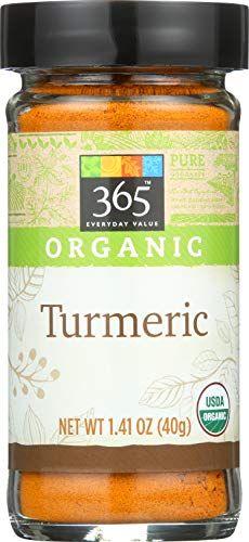 365 Everyday Value, Organic Turmeric, 1.41 oz