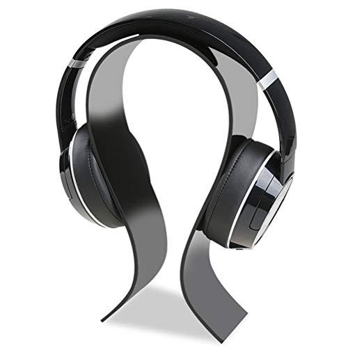 Suszian Kopfhörer Ständer, Acryl Kopfhörer Ständer Halterung Gaming Headset Rack Halter für Universal Headset Hanger