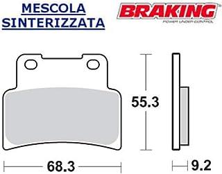750 APRILIA  SMV 750 DORSODURO 2008-2009 Accossato Pastiglia freno AGPP91OR