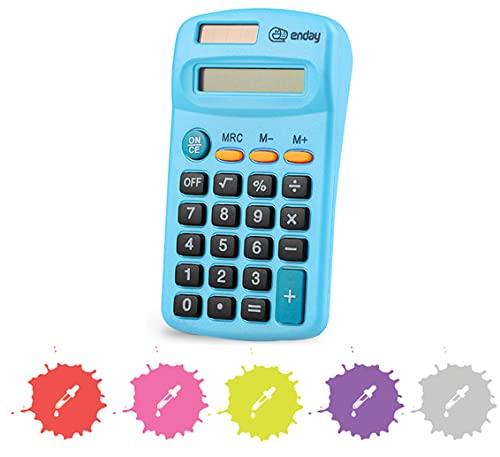 Calculator Blue, Basic Small Sol...