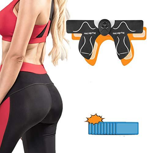 WVTFZT Butt Hip Trainer, Buttocks Toner Ab Trainer, Home Workout...