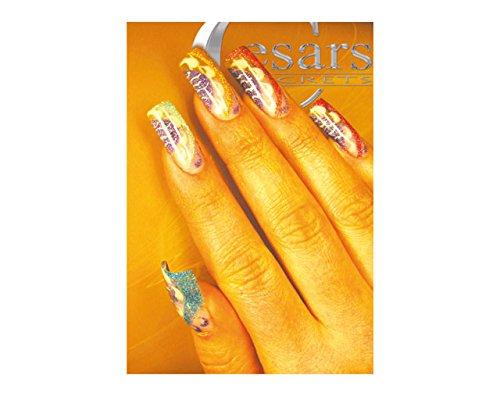 Cesars Poster (ongles dansants)