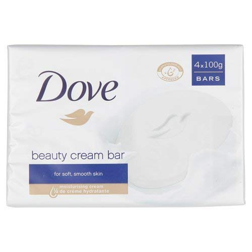 Dove Beauty Cream | Stückseife 4 x 100g