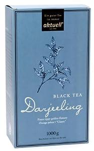Gönnen Sie sich eine kleine Auszeit und genießen Sie das Hier und Jetzt- mit einer leckeren Tasse Tee! hochwertiger Darjeeling 1kg in edler Verpackung Geschmack: blumig, würzig