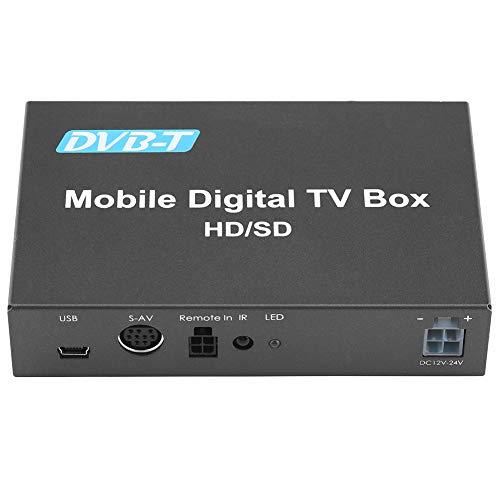 Car Digital TV Box