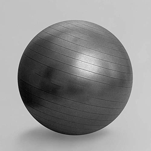 XXT Yoga-Ball, explosionssicher, dick, für Schwangere und Frauen, Balance bei Geburt, PVC, grau, 75 cm