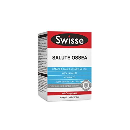 Swisse Salute Ossea, Integratore Alimentare Multi-nutriente , 60 Compresse