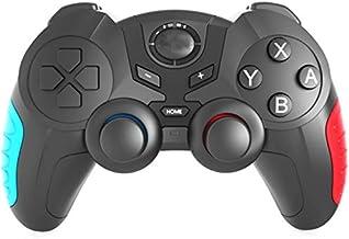 HK Inalámbrica Bluetooth Gamepad, Compatible con el NS Lite Consola de Juegos y Vapor Wireless Gamepad Bluetooth, Compatible con el NS Lite Consola de Juegos y Vapor