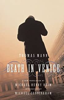 Death in Venice: A New Translation by Michael Henry Heim