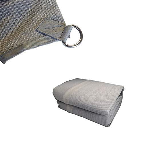 YOBAIH Toile ImperméAble pour Terrasse 3,7/2.8m Side Car Auvent Toit Tente Soleil Abri Ombre SUV Camping Canopy Outdoor Tentes Randonnée Voyage Kit Auvents Portable (Color : 3.7X1.5 M)