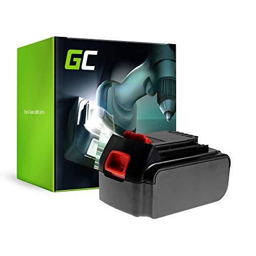 GC® (3Ah 18V Li-Ion celdas) Batería para Black & Decker BDCJS18N de Herramienta Eléctrica