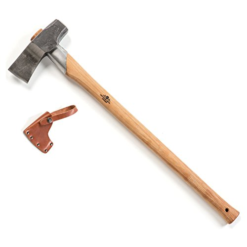 Gransfors Bruk Splitting Maul 31.50 Inch Wood Splitting Axe