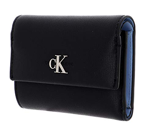 Calvin Klein - Ckj Mono Hardware Med Trifold, Carteras Mujer