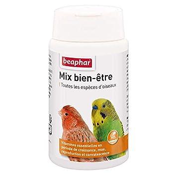 Beaphar Complément Alimentaire Bien-Être pour Oiseau