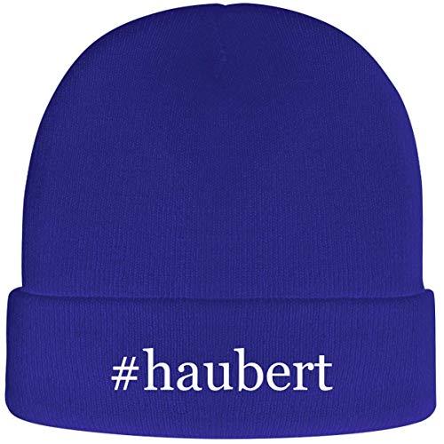 One Legging it Around #Haubert - Soft Hashtag Adult Beanie Cap, -