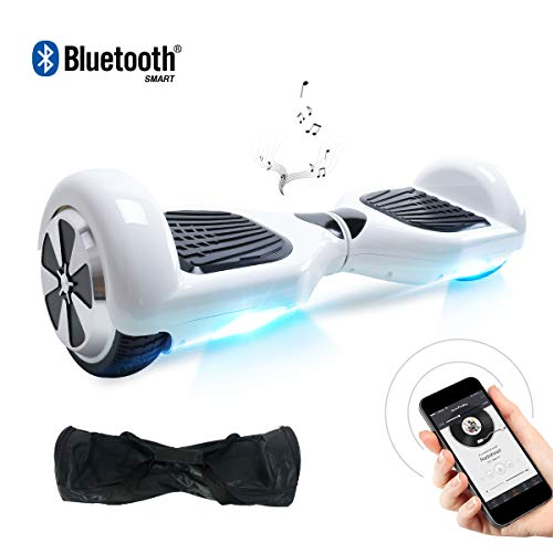 BEBK Hoverboard 6.5' Smart Self Balance Scooter con...