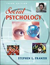 Best social psychology, 7th edition franzoi Reviews