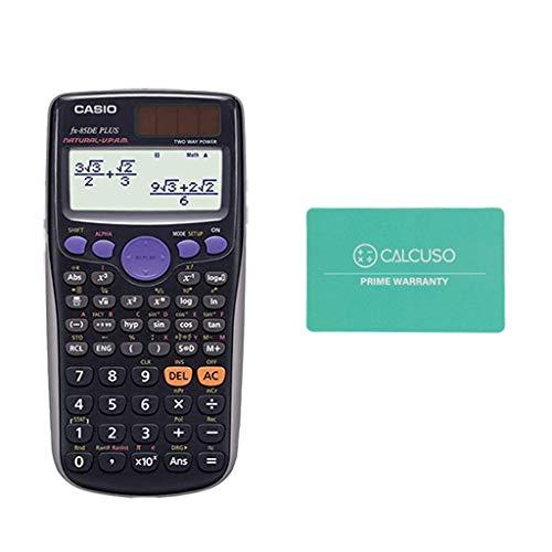 Casio FX-85DE Plus - Calculador.